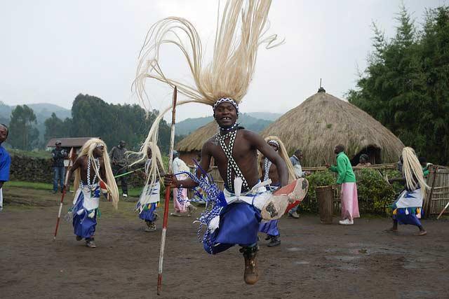 Rwanda Africa East safest countries in africa