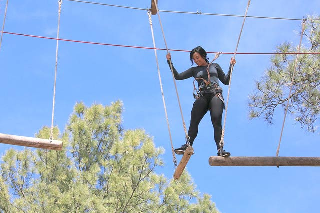 Extreme Adventure Course, Flagstaff