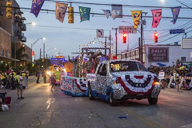 Attend San Antonio's Fiesta