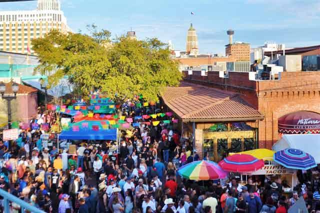 El Mercado San Antonio