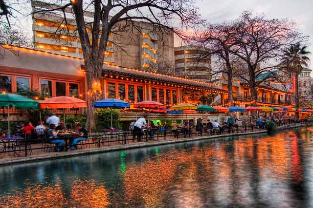 Exploring River Walk San Antonio